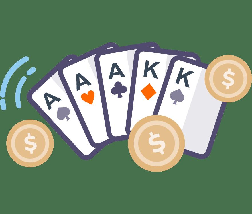 Los 95 mejores sitios de Casino de Póker en línea en Venezuela