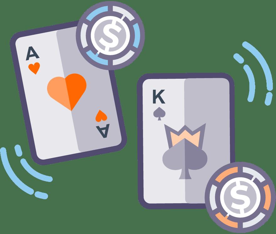 Los 7 mejores sitios de Casino de Guerra de casino en línea en Venezuela
